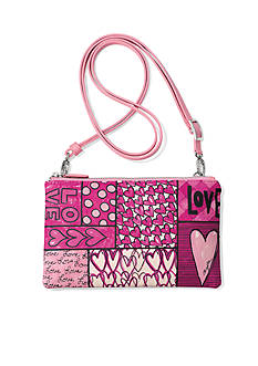 Brighton Power of the Pink Mini Crossbody