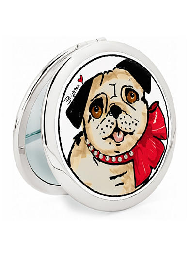 Brighton® Paris Pug Travel Mirror