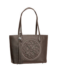 Brighton Emilia Medium Medallion Bag