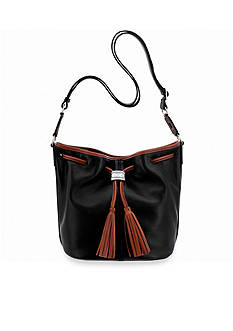 Brighton Rashida Bucket Crossbody Bag