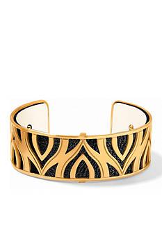 Brighton Christo Moscow Narrow Cuff Bracelet
