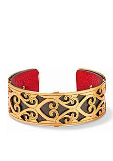 Brighton Christo Madrid Narrow Cuff Bracelet