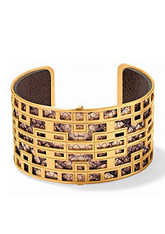 Brighton Christo Lyon Cuff Bracelet