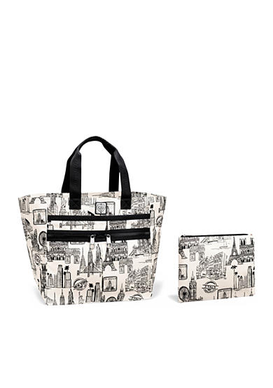 Brighton® Sketchbook Lock It Super Tote