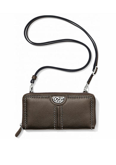 Brighton® Pretty Tough Large Zip Wallet
