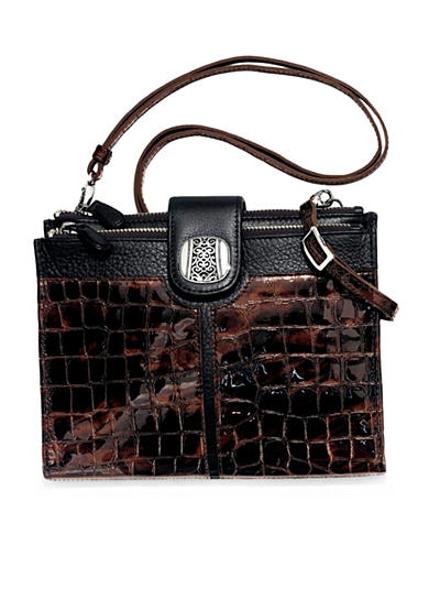 Brighton® Shadow Play Organizer Crossbody