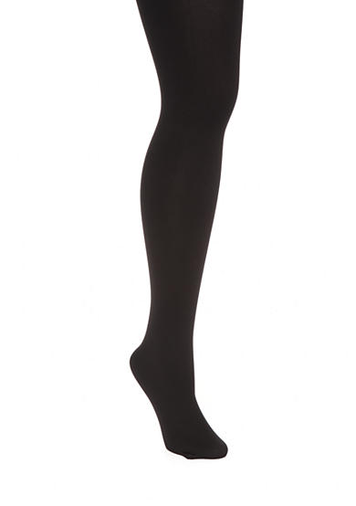 HUE® Blackout Opaque Tights