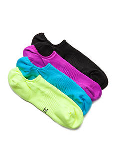 HUE® Air Sleek Liner Socks