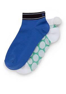 HUE No Show Socks