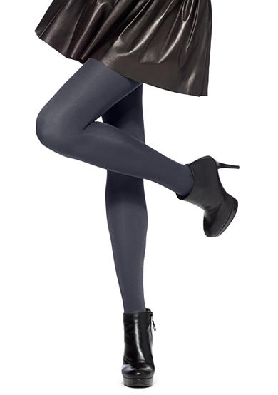 HUE® Luster with Control Top Tights