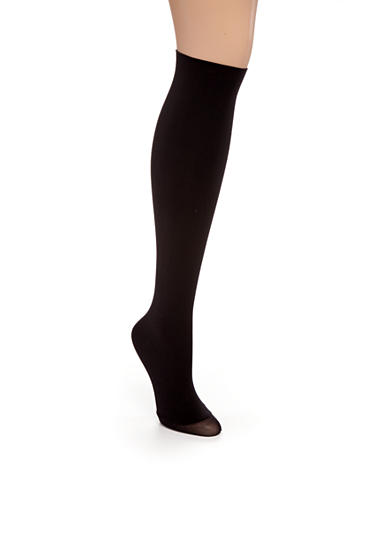 HUE® No Band Knee High Sock
