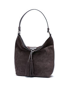Frye Claire Hobo Suede