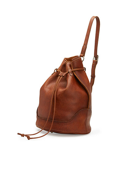 Frye Cara Bucket Backpack