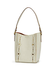 Frye Harness Stud Bucket Bag
