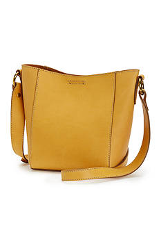 Frye Harness Crossbody Bucket Bag