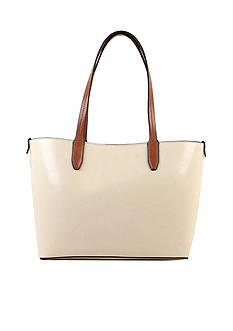 New Directions Loren Colorblock Shopper