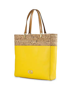 Lauren Ralph Lauren Hilford Cork North/South Tote