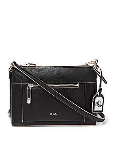 Ralph Lauren Paley Leigh Crossbody Bag