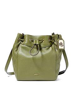 Lauren Ralph Lauren Grafton Cara Mini Drawstring Bag