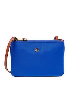 Lauren Ralph Lauren Bainbridge Nylon Crossbody Bag
