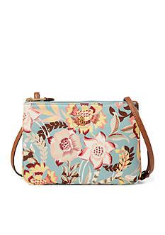 Lauren Ralph Lauren Tara Nylon Cross-Body Bag
