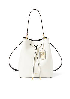 Lauren Ralph Lauren Medium Dryden Drawstring Bag