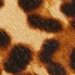 Handbags and Wallets: Leopard Lauren Ralph Lauren Carrington Haircalf Bethany Shopper