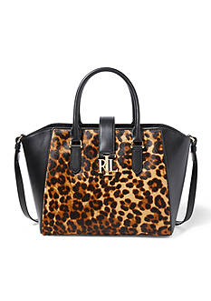Lauren Ralph Lauren Carrington Haircalf Bethany Shopper
