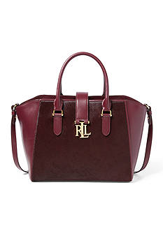 Ralph Lauren Carrington Haircalf Bethany Shopper