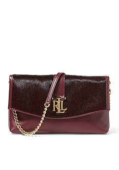 Ralph Lauren Carrington Barb Clutch