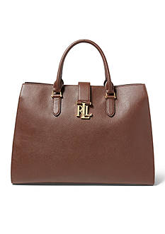 Lauren Ralph Lauren Carrington Brigitte Tote Bag