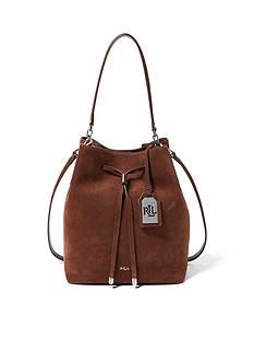 Ralph Lauren Dryden Medium Drawstring Bag