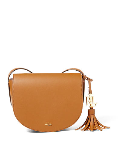 Lauren Ralph Lauren Mini Caley Saddle Bag