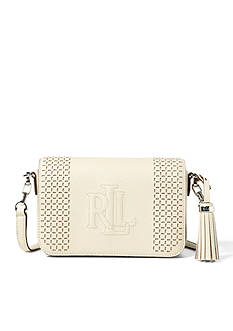 Lauren Ralph Lauren Antsey Perf Carmen Crossbody Bag