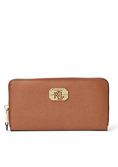 Lauren Ralph Lauren Whitby Zip Wallet