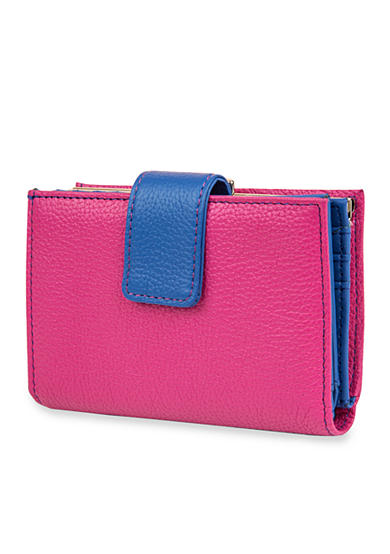 Kim Rogers® Rio Frame Indexer Wallet