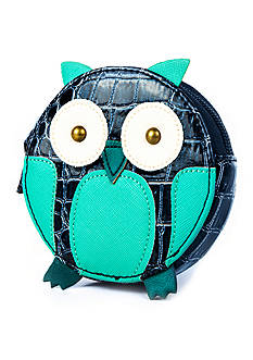 Kim Rogers Owl Coin Purse