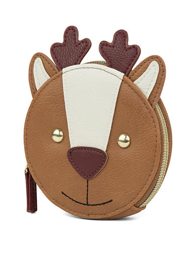 Kim Rogers® Reindeer Coin Purse