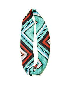 Riviera Stripe Aztec Headwrap