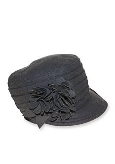 Nine West Pleated Cadet Cap