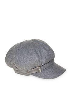 Nine West Wool Newsboy Cap