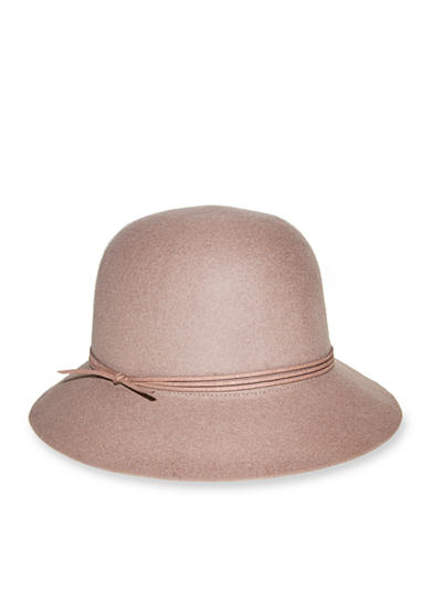 Nine West Felt Cloche Hat