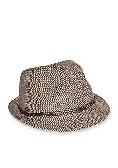 Nine West Packable Fedora Hat