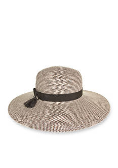 Nine West Packable Floppy Sun Hat