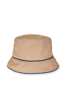 Nine West Canvas Clip On Visor Hat