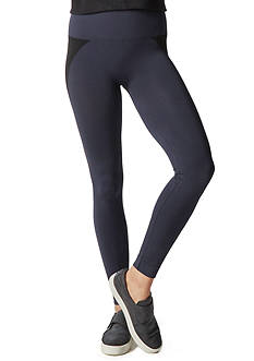 ASSETS Red Hot Label™ BY SPANX Colorblock Seamless Leggings