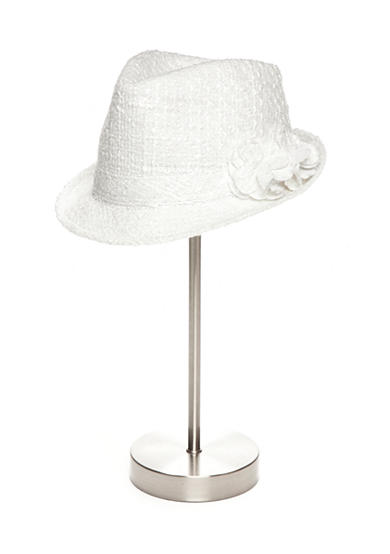 New Directions® Boucle Fedora