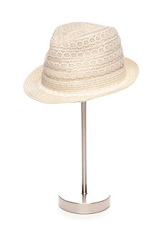New Directions® Lace Fedora