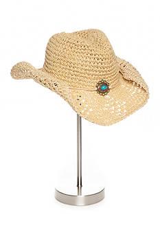 New Directions Crochet Western Hat