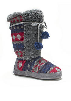 MUK LUKS Women's Jewel Slipper